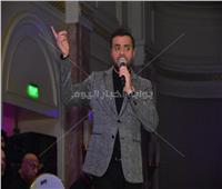 صور| رامي صبري يتألق بحفلين ليلة رأس السنة