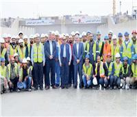 أنفاق الإسماعيلية وبورسعيد.. إنجاز جديد لتنمية سيناء