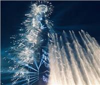فيديو| شاهد..كيف احتفل برج خليفة بالعام الجديد؟