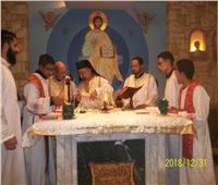 بطريرك الأقباط يحتفل بقداس رأس السنة مع دار سيدة السلام وبيت السامري الصالح