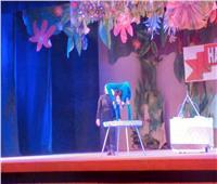 «أم الخلول» والطفلة «الكاوتشوك» في احتفال بيت الفنون بالعام الجديد