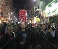 5 مشاهد من احتفالات الكريسماس.. كرنڤالات الشوارع تجمع المسلمين والأقباط