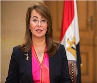 وزيرة التضامن: 1.3مليون عملية صرف معاشات في اليوم الأول من 2019