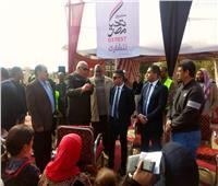 «تحيا مصر» يوزع 35 طنا من اللحوم على الأسر الأكثر احتياجا بالوادي الجديد