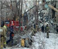 ارتفاع عدد ضحايا حادث إنفجار الغاز بروسيا إلى 28 شخصا