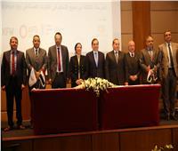 البيئة توقع اتفاقيات إتاحة التمويل لتوفيق أوضاع  3 شركات مصرية كبرى