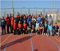 «المصري وصبحي» يشهدان ختام بطولة كرة القدم الخماسية لوزارة الطيران المدني