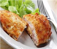 طبق اليوم| «دجاج كوردن بلو»