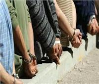 ضبط المتهمين بسرقة المواطنين أمام البنوك بشبرا الخيمة