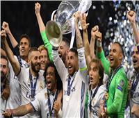 ريال مدريد يواصل هيمنته على تصنيف الاتحاد الأوروبي