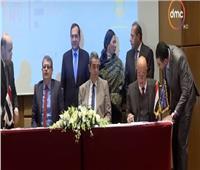 فيديو| وزير البترول: توقيع اتفاقيات فنية للتحكم في التلوث الصناعي