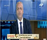 مصطفى بكري: أبو مازن يشارك السيسي فى افتتاح مسجد الفتاح العليم