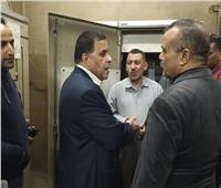 رئيس «السكة الحديد» يتابع انتظام حركة القطارات بمحطة القاهرة