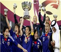 قبل انطلاقها غدا..اليابان الأكثر تتويجاً بلقب «كأس أمم آسيا»