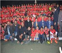وزير الشباب: تقديم كافة أنواع الدعم لأهالي حي الأسمرات