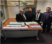 ضبط محاولتين لتهريب أدوية بشرية مع راكبين بمطار القاهرة