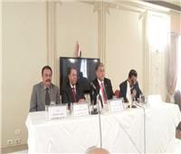 رئيس «الضرائب» يشهد ندوة لشرح نظام تقديم الإقرارات إلكترونيًا