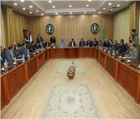وزير الشباب يلتقى «نواب المنوفية» لبحث القضايا الشبابية