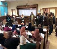رئيس جامعة الأزهر: الأسئلة من «الأجزاء المشروحة فقط»