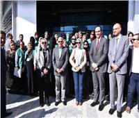 وزيرة الصحة تناشد أهالي «بورسعيد» بتسجيل بياناتهم بوحدات طب الأسرة