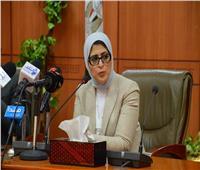 هالة زايد: الوزراء وافق على إنشاء «هيئة التمويل»برئاسة وزير المالية