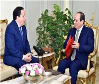 السيسي يتلقى دعوة لحضور القمة العربية في تونس