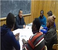 «البحوث الإسلامية»: بدء برنامج «مراجعة ليلة الامتحان» للطلاب الوافدين