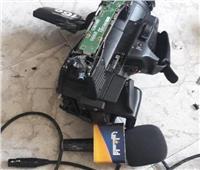 اعتقال 5 أشخاص في غزة للاشتباه باقتحامهم تلفزيون فلسطين