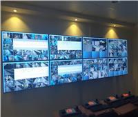 وزير النقل يتابع تشغيل منظومة المراقبة بالكاميرات لمحطة الجيزة للقطارات