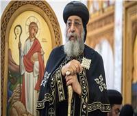 الكنيسة القبطية تنعي الرائد مصطفى عبيد بعد استشهاده أثناء تفكيك عبوة ناسفة