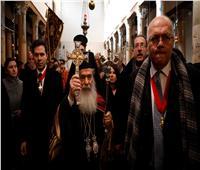 الطوائف المسيحية الشرقية بفلسطين تبدأ احتفالات أعياد الميلاد