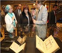 صور| ننشر تفاصيل الإعلان عن استعادة مصر لمخطوط السلطان الغورى