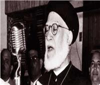 بين القمص سرجيوس والبابا تواضروس.. 100 عام من «الوحدة الوطنية»