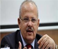رئيس جامعة القاهرة: استقدام أساتذة أجانب للتدريس في برامج الفرع الدولي