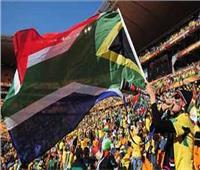 وفد جنوب إفريقي ضخم لشرح ملف تنظيم أمم إفريقيا
