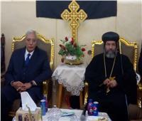 محافظ الدقهلية: افتتاح «الفتاح العليم» و«ميلاد المسيح» رسالة سلام للعالم