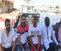 صور| أبو تريكة وأساطير إفريقيا في داكار قبل مباراة الأحلام