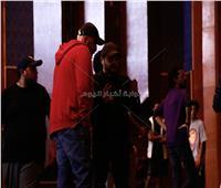 الهواري: هنيدي والنجوم متفائلين بالعرض اليومي لـ«٣ايام في الساحل»