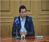 وزير الرياضة يهنىء الشعب المصري بالفوز باستضافة بطولة إفريقيا 2019
