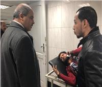 استجابة فورية من رئيس جامعة الأزهر لرغبة طالبة في مستشفى الزهراء