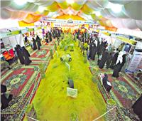 الآلاف يزورون مهرجان ربيع بريدة بالسعودية بحثا عن التراث