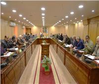 اللجنة العليا لمراجعة إجراءات التقنين بأسيوط توافق على 11 طلبًا تم تسعيرهم