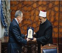 توقيع بروتوكول تعاون بين الأزهر وأكاديمية أوزبكستان الإسلامية