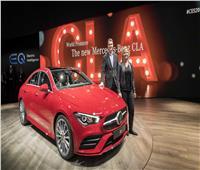 فيديو وصور| «مرسيدس» تكشف مواصفات سيارتها الجديدة «CLA 2020»