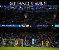 فيديو  مانشستر سيتي يكتسح ألبيون بـ9 أهداف
