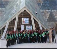التعليم العالي: طلاب جامعة القاهرة يزورون المتحف المصري الكبير