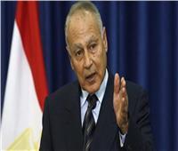 «أبو الغيط» يبحث مع المبعوث الأممي جهود حل الأزمة الليبية