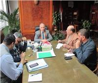 وزير الري يتابع موقف إزالة التعديات على النيل