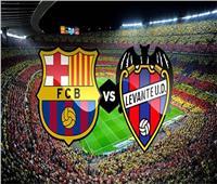 بث مباشر| برشلونة وليفانتي في كأس إسبانيا