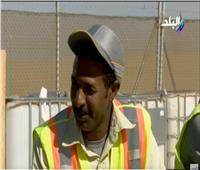 أقدم عامل بمرزعة «بنبان» للطاقة النظيفة: وفرت فرص عمل لأبناء المنطقة المحيطة